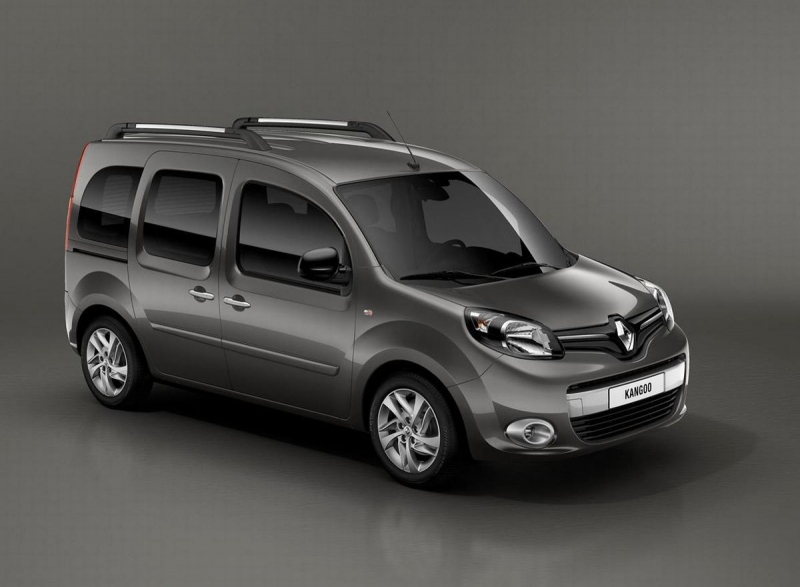 facelift renault kangoo a grand kangoo 2013 pod kudlu ly i osobn verze. Black Bedroom Furniture Sets. Home Design Ideas
