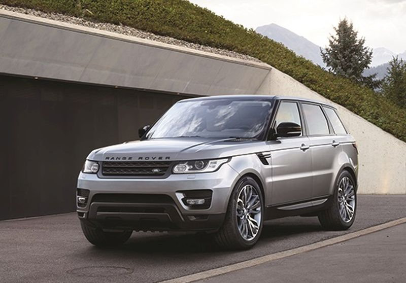 range rover sport 2017 dostal nov motor m sto tdv6 m jen dva litry. Black Bedroom Furniture Sets. Home Design Ideas