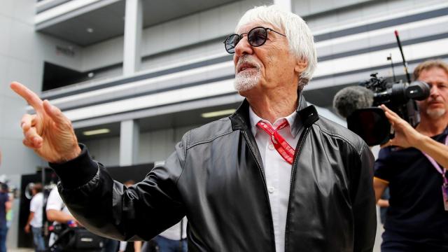 Naděje na odjetí byť jediného závodu F1 jsou minimální, říká Bernie Ecclestone