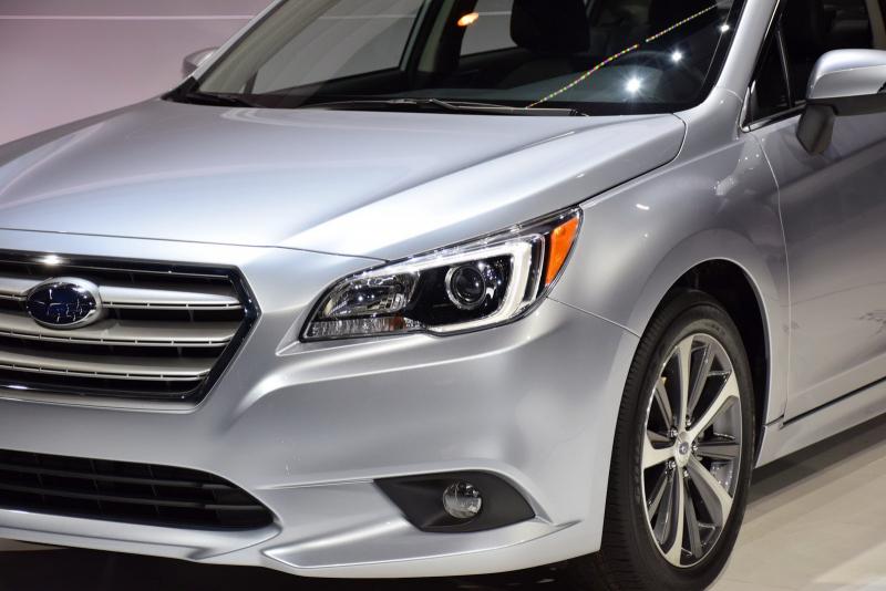 Subaru Legacy 2015: nové Legacy je venku, jen s benziny a CVT - 15 ...