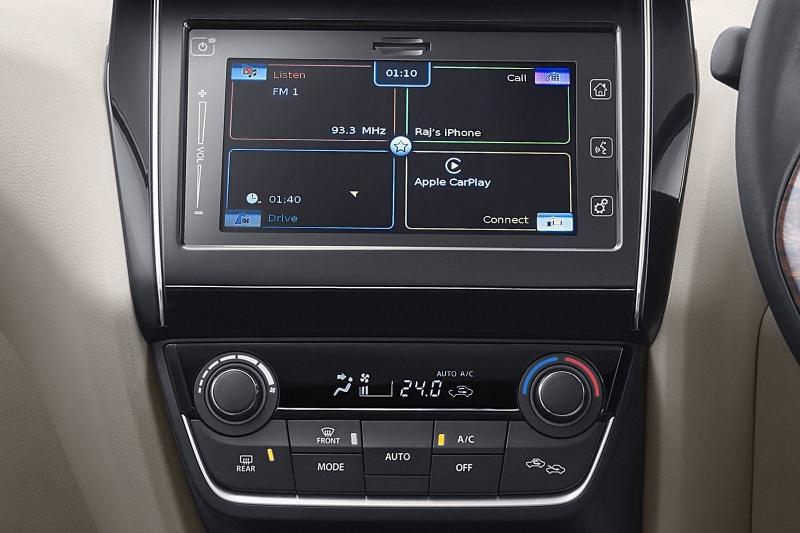 <b>Galerie k článku</b> Suzuki Swift sedan pořádně ukázalo svou ...