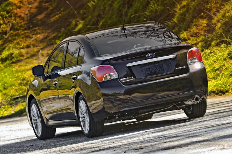 Galerie K čl 225 Nku Subaru Impreza 2012 Nov 225 Generace