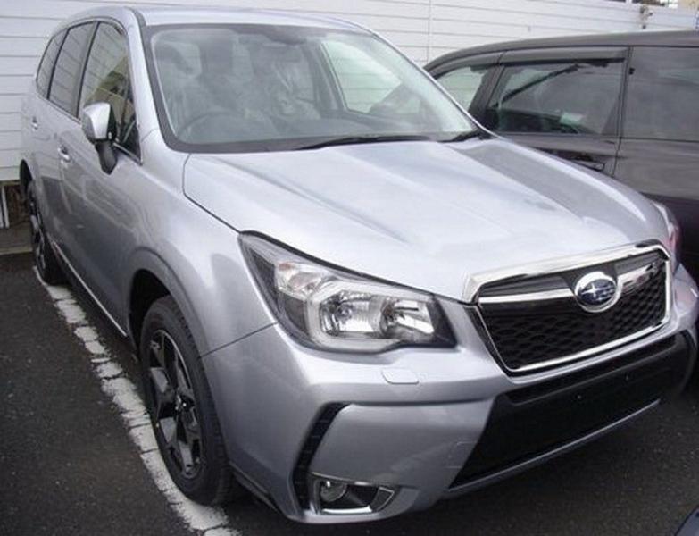 Новый Subaru Forester снова засв…