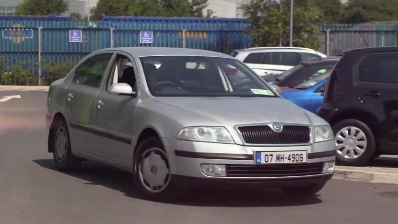 Škoda Octavia II TDI: Technický stav vs. nájazd 940 000 km!