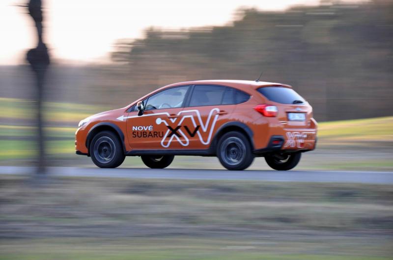Test Subaru Xv >> Galerie k článku Test Subaru XV 2,0i: dobyvatel nových teritorií (64) | Autoforum.cz