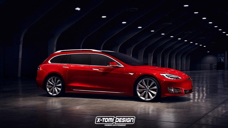 Tesla Model S 2017 plně odhalena. Facelift přinesl unifikující ...