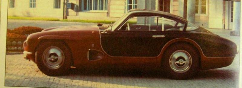 """Tatra JK 2500: """"české Ferrari"""" z 50tých let bere dech ještě dnes - 7 -"""