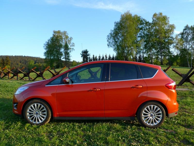 Galerie K čl 225 Nku Test Ford C Max 1 6 Ecoboost 134 Kw