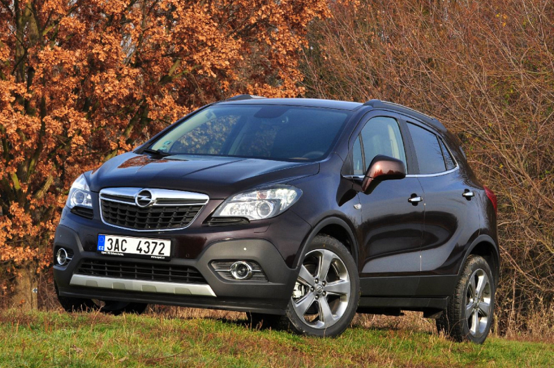 test opel mokka 1 4 turbo 4x4 von hezky chutn m n. Black Bedroom Furniture Sets. Home Design Ideas