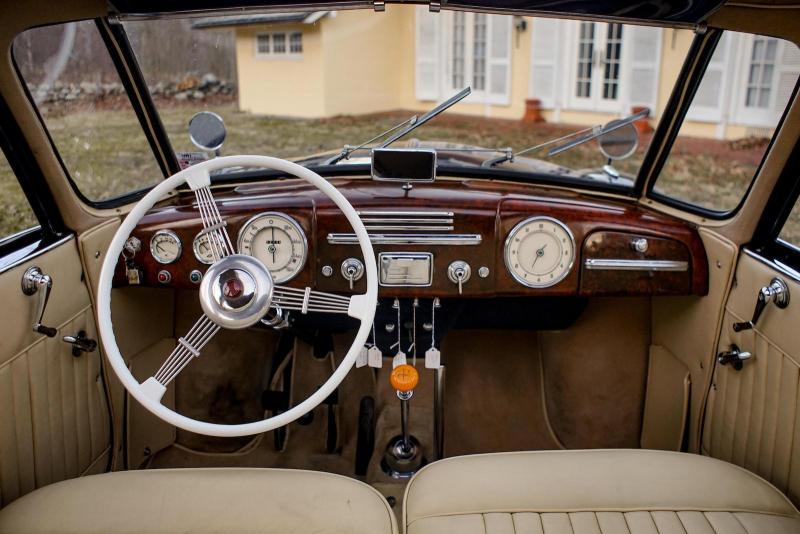 Galerie k článku Tatra T87 na prodej v USA se nevidí. Je ... Jay Z