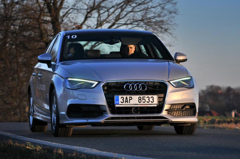Galerie k článku Test Audi A3 Sedan 1,8 TFSI: sestrovrah ...