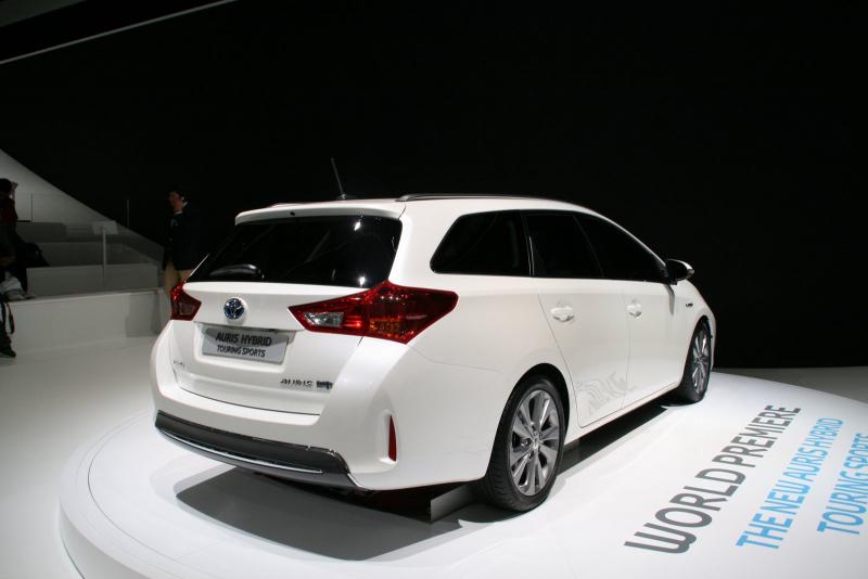 Toyota Auris Touring Sports | Auto Express