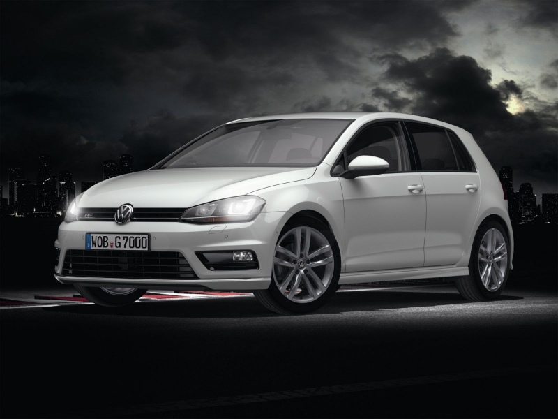 Volkswagen Golf 7 R Line - Fotos de coches - Zcoches