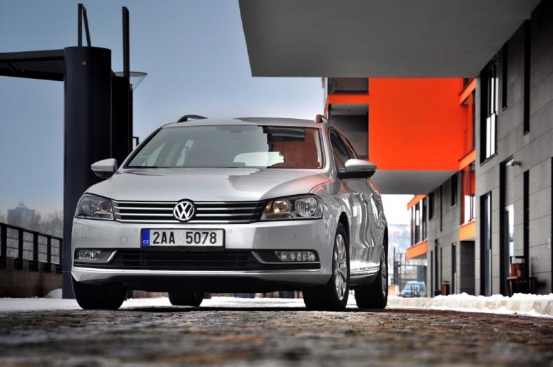Volkswagen Passat Coupe Concept - сл…