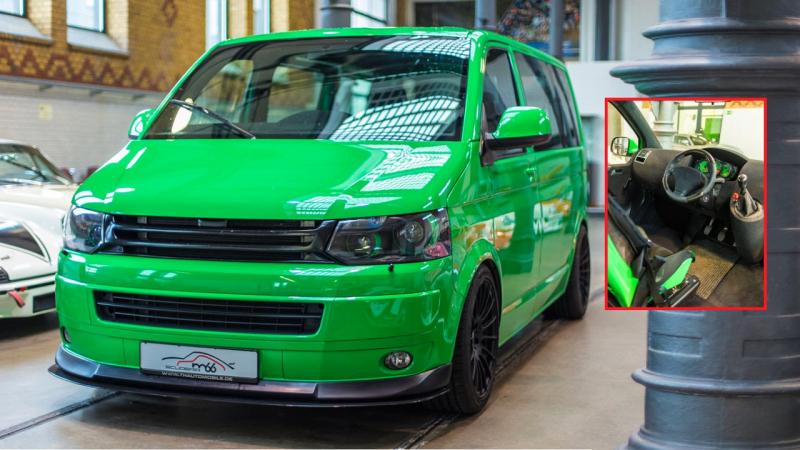 home vw transporter - photo #27